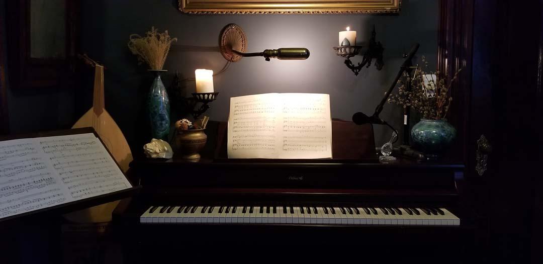Music studio Buffalo Harmony House